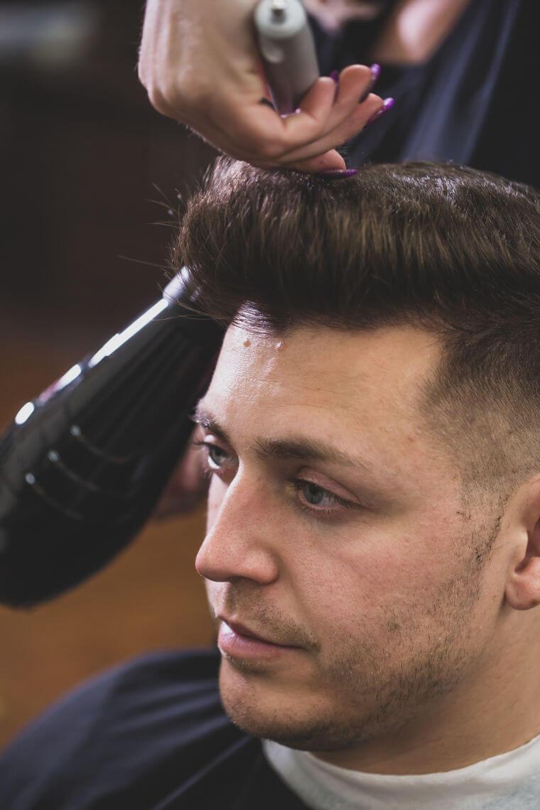 Frisur Mann - Inn Hair Friseursalon, Neuoetting
