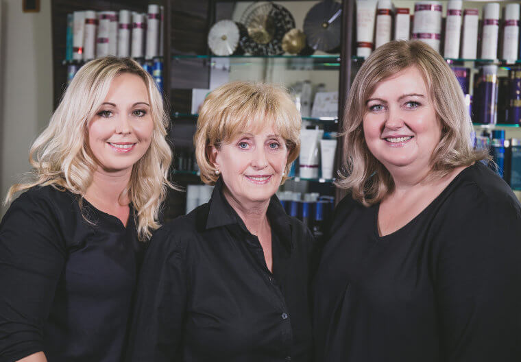 Friseurteam - Inn Hair in Neuötting